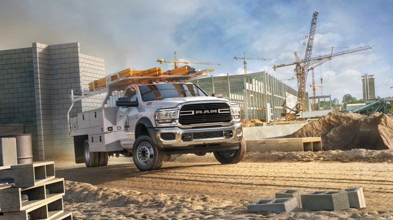 Ram 4500 Chassis Cab in Texas