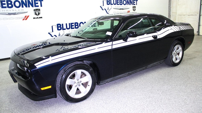 Used 2012 Dodge Challenger SXT Coupe San Antonio TX