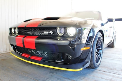 New 2019 Dodge Challenger SRT HELLCAT REDEYE WIDEBODY For Sale in the San  Antonio and New Braunfels TX area | 2C3CDZL95KH627182