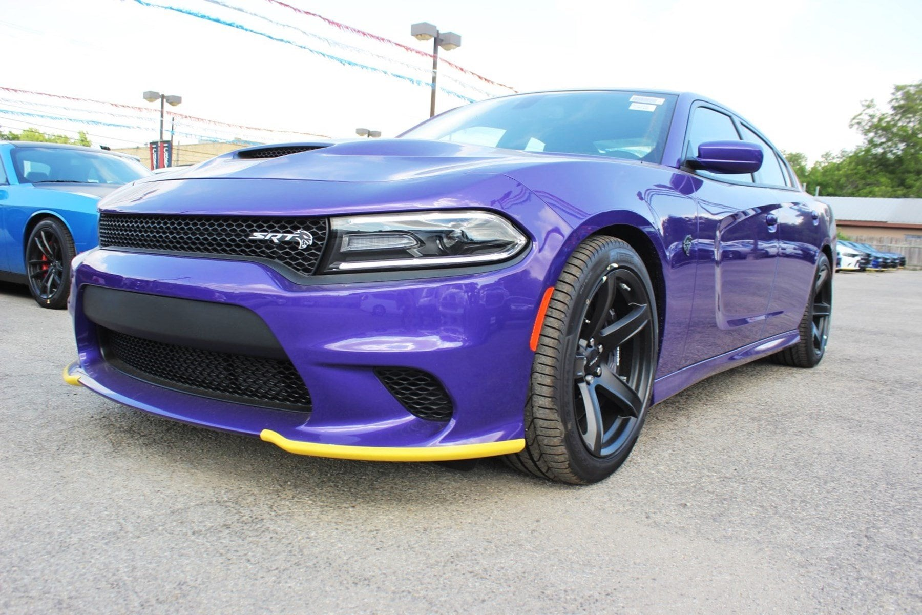 Dodge Charger Srt >> New 2018 Dodge Charger Srt Hellcat For Sale In The San Antonio And New Braunfels Tx Area 2c3cdxl9xjh312042