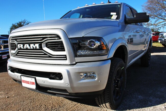 new 2018 Ram 2500 LARAMIE CREW CAB 4X4 6'4 BOX Crew Cab near San Antonio