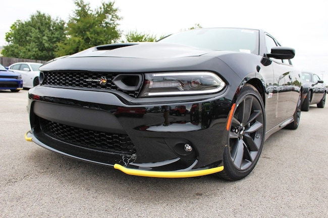 New 2019 Dodge Charger Scat Pack Rwd For Sale In The San