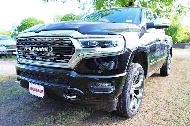 new 2019 Ram 1500 LIMITED CREW CAB 4X4 5'7 BOX Crew Cab near San Antonio