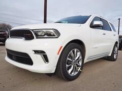 new 2021 Dodge Durango CITADEL RWD Sport Utility for sale near San Antonio