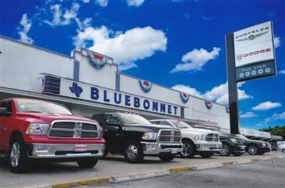 dodge dealership san antonio San Antonio Ram Truck Dealer  Bluebonnet Chrysler Dodge