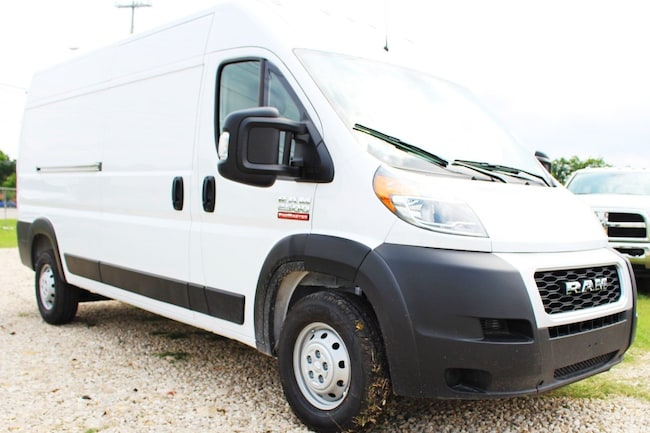 New 2019 Ram ProMaster 2500 CARGO VAN HIGH ROOF 159 WB For Sale in the San  Antonio and New Braunfels TX area | 3C6TRVDG1KE540353