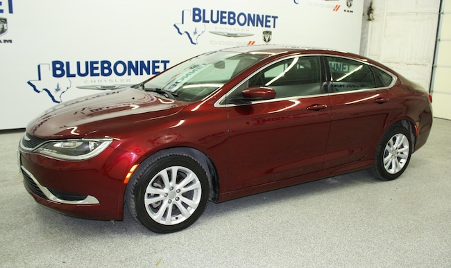 2015 Chrysler 200 For Sale >> Used 2015 Chrysler 200 Limited For Sale In The San Antonio And New