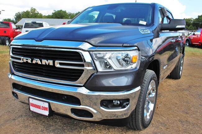 new 2019 Ram 1500 BIG HORN / LONE STAR CREW CAB 4X2 5'7 BOX Crew Cab near San Antonio
