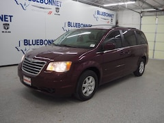 Used 2008 Chrysler Town & Country Touring Van for sale near San Antonio