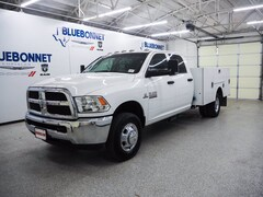 2018 Ram 3500 Chassis Tradesman/SLT/Laramie Truck Crew Cab Chassis Cab Truck For Sale in San Antonio
