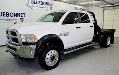 2016 Ram 5500 Chassis SLT Truck Crew Cab Chassis Cab Truck For Sale in San Antonio