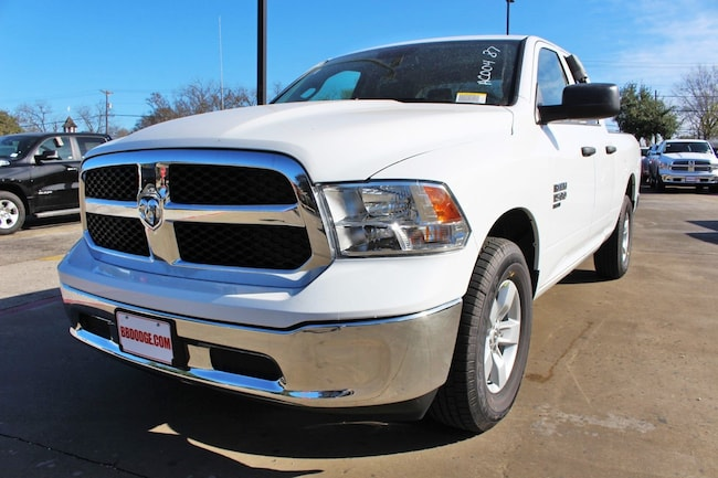 new 2019 Ram 1500 CLASSIC TRADESMAN QUAD CAB 4X2 6'4 BOX Quad Cab near San Antonio