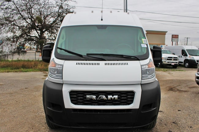 New 2019 Ram Promaster For Sale In New Braunfels Tx