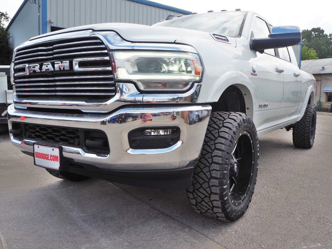 New 2019 Ram 2500 For Sale in New Braunfels, TX | 3C6UR5NL0KG619534