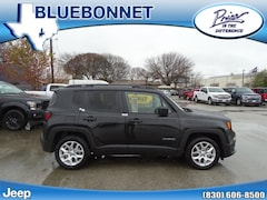 New 2018 Jeep Renegade LATITUDE 4X2 Sport Utility for sale in New Braunfels, TX at Bluebonnet Jeep