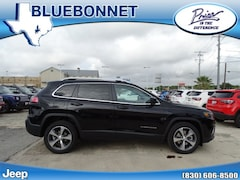 New 2019 Jeep Cherokee LIMITED FWD Sport Utility for sale in New Braunfels, TX at Bluebonnet Jeep