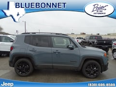 New 2018 Jeep Renegade ALTITUDE FWD Sport Utility for Sale in New Braunfels TX