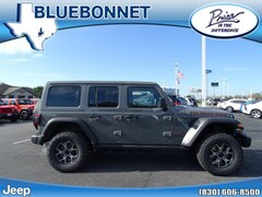 2019 Jeep Wrangler Unlimited Rubicon Rubicon 4x4