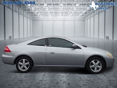 Used 2004 Honda Accord Cpe EX EX Auto 1HGCM72544A027531 for sale in New Braunfels, TX at Bluebonnet Jeep
