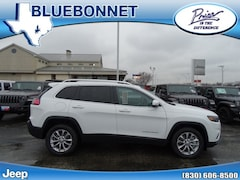 Used 2019 Jeep Cherokee LATITUDE FWD Sport Utility for sale in New Braunfels, TX at Bluebonnet Jeep