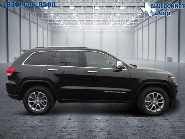 Used  2014 Jeep Grand Cherokee Limited RWD  Limited New Braunfels
