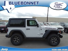 New 2019 Jeep Wrangler RUBICON 4X4 Sport Utility for Sale in New Braunfels TX