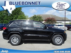 New 2018 Jeep Grand Cherokee LAREDO E 4X2 Sport Utility for sale in New Braunfels, TX at Bluebonnet Jeep