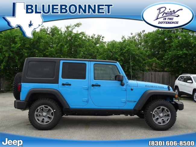 2018 Jeep Wrangler Unlimited WRANGLER JK UNLIMITED RUBICON 4X4 For ...