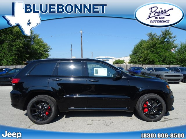 New 2018 Jeep Grand Cherokee SRT 4X4 Sport Utility New Braunfels