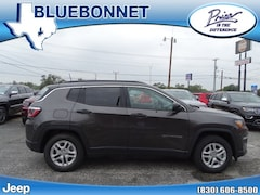 New 2019 Jeep Compass SPORT FWD Sport Utility for sale in New Braunfels, TX at Bluebonnet Jeep