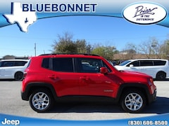 New 2018 Jeep Renegade LATITUDE FWD Sport Utility for sale in New Braunfels, TX at Bluebonnet Jeep