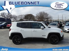 New 2018 Jeep Renegade ALTITUDE FWD Sport Utility for sale in New Braunfels, TX at Bluebonnet Jeep