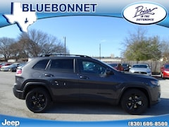 New 2019 Jeep Cherokee ALTITUDE FWD Sport Utility for sale in New Braunfels, TX at Bluebonnet Jeep