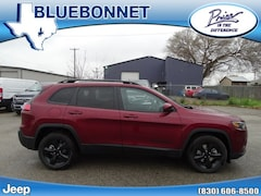 New 2019 Jeep Cherokee ALTITUDE FWD Sport Utility for Sale in New Braunfels TX