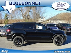 New 2019 Jeep Grand Cherokee UPLAND 4X2 Sport Utility for sale in New Braunfels, TX at Bluebonnet Jeep