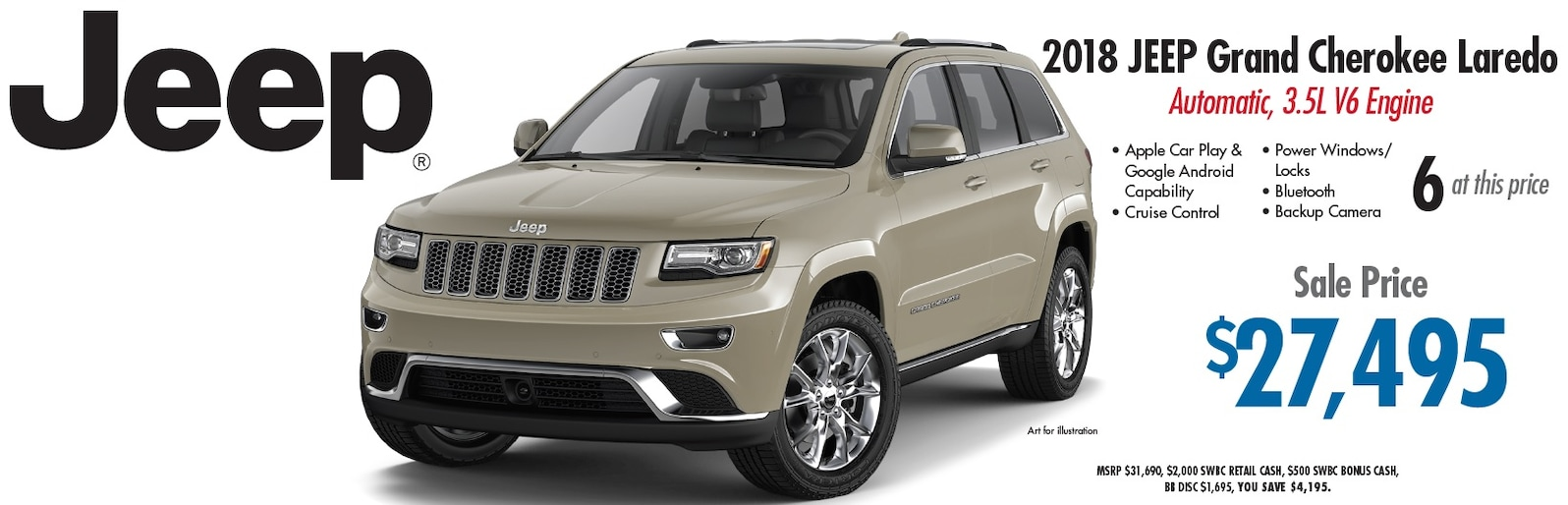 New 2017 2018 Jeep And Used Car Dealer Serving New
