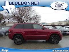 New 2019 Jeep Grand Cherokee ALTITUDE 4X2 Sport Utility for Sale in New Braunfels TX