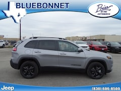 Used 2019 Jeep Cherokee ALTITUDE FWD Sport Utility for sale in New Braunfels, TX at Bluebonnet Jeep