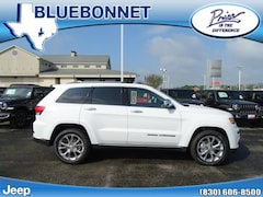 New 2019 Jeep Grand Cherokee SUMMIT 4X2 Sport Utility for sale in New Braunfels, TX at Bluebonnet Jeep