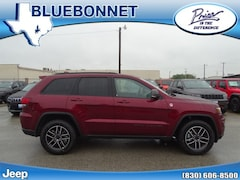 New 2019 Jeep Grand Cherokee TRAILHAWK 4X4 Sport Utility for sale in New Braunfels, TX at Bluebonnet Jeep
