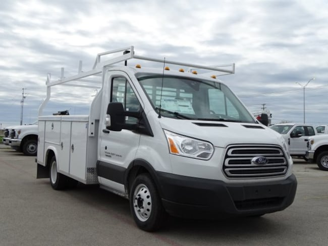 New 2019 Ford Transit Chassis Service Body W For Sale in New