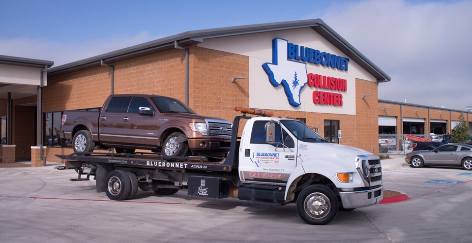 Bluebonnet Collision Center In New Braunfels Auto Body Repairs San