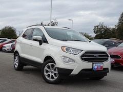 2018 Ford EcoSport SE SE FWD