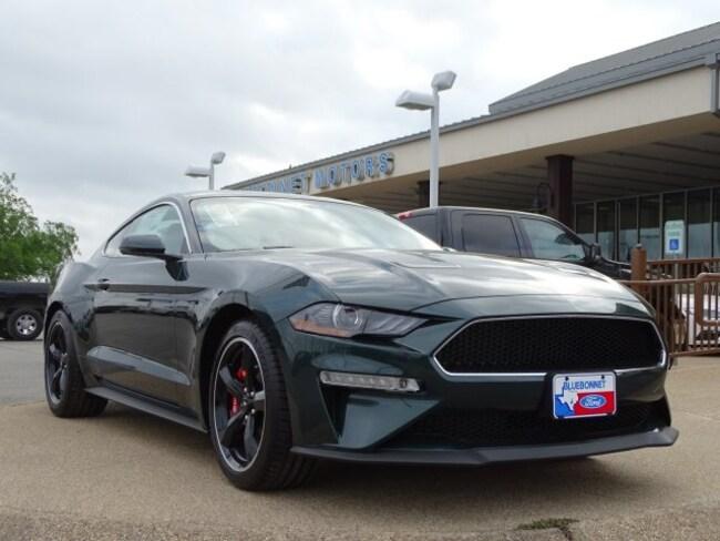 2019 Ford Mustang Bullitt Bullitt Fastback