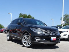 New 2018 Lincoln MKX Reserve FWD Reserve 2LMPJ6LR8JBL45656 for sale or lease in Braunfels, TX