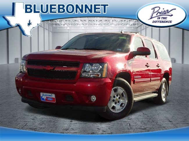 Used 2013 Chevrolet Suburban LT 2WD  1500 LT for sale or lease in Braunfels, TX