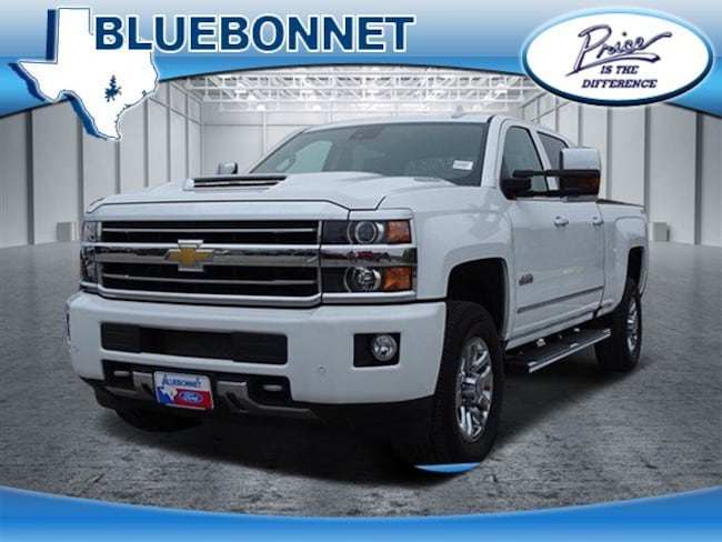 Used 2018 Chevrolet Silverado 3500HD High Country 4WD Crew Cab 153.7 High Country for sale or lease in Braunfels, TX