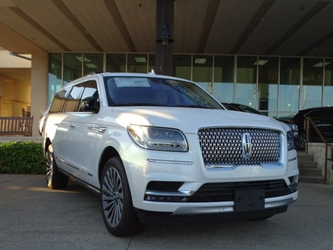 New 2019 Lincoln Navigator L For Sale At Bluebonnet Lincoln Vin