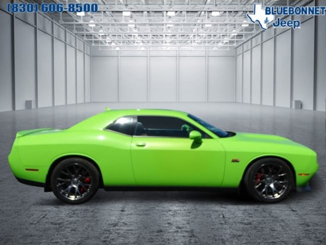 Certified Pre-Owned 2015 Dodge Challenger SRT 392 Coupe for sale or lease in Braunfels, TX