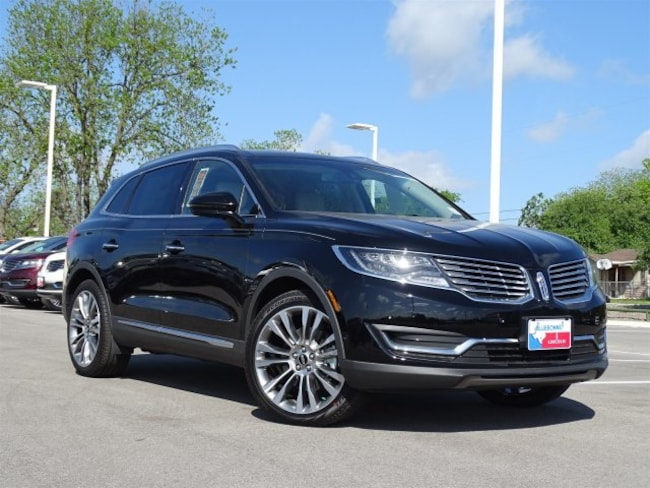 New 2018 Lincoln MKX Reserve FWD Reserve for sale or lease in Braunfels, TX